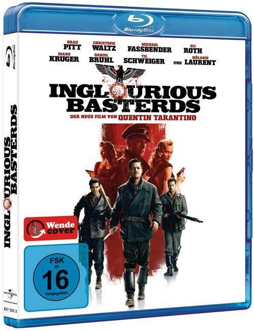 Inglourious Basterds - Blu-Ray - wie NEU