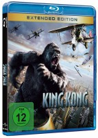 King Kong Extended Edition Ovp Uncut Blu-ray - Peter Jackson