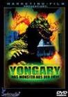 YONGARY - DAS MONSTER AUS DER TIEFE - NEU/OVP