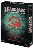 Jurassic Park - The Ultimate Collection 4-Discs DVD