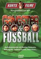 KURTS FILME - GANGSTER & FUSSBALL - NEU/OVP