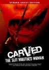 Carved - The Slit Mouthed Woman (Strong Ucut Edition, DVD)