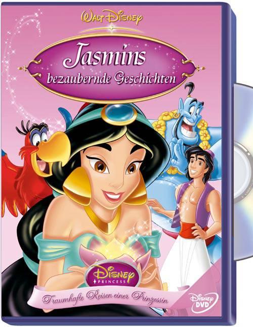 Jasmins bezaubernde Geschichten - Traumhafte Reisen einer Pr