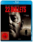 22 Bullets - Jean Reno, Richard Berry, Kad Merad - Blu Ray