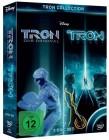 Tron (Deluxe Edition) & Tron:Legacy -UNCUT- 3 DVDs