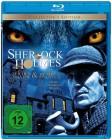 SHERLOCK HOLMES  Blu-Ray 2 Film Collector's Edition OVP