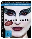 Blu-ray Black Swan - 3 Disc Limited Black Edition