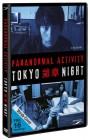 Paranormal Activity - Tokyo Night - DVD FSK 16 im Schuber