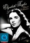 Elizabeth Taylor - Classic Collection - 4 Filme Box -- DVD